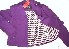 s. Oliver Jacke Blazer - lila S 36 M cotton Baumwolle NEU jacket Mantel violett