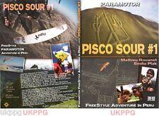 DVD le paramoteur aventure au Pérou le paramoteur parapente