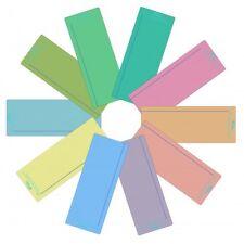 1x Eye Level Coloured Overlay Reading Ruler for Dyslexia & Visual Stress Plain