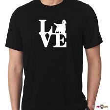 Love English Setter Tee Shirt park v2 llewellyn