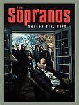 The Sopranos - Season 6, Part 1 (DVD, 2006, 4-Disc Set) excellent condition