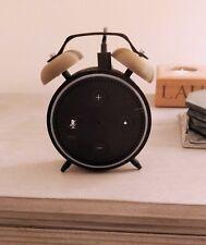 Amazon Echo Dot 2nd Generation Gen 2 Retro Alarm Clock Stand / Mount