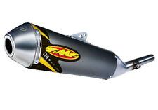 FMF Racing Q4 Muffler/Exhaust 97-16 Suzuki DR650 SE DR650S Quiet Spark Arrestor