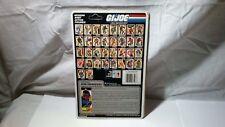 G. I. Joe File Card Only