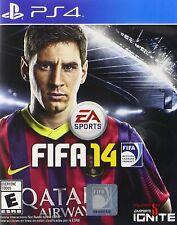 FIFA 14 (Sony PlayStation 4, 2013) PS4 NEW Factory Sealed Free Shipping