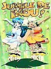 Jungle De Ikou DVDs-Good Condition