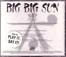 BIG BIG SUN Lilacs Sarah REMIX PROMO DJ CD single SEALD