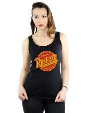 Disney Women's Cars Rust-Eze Logo Tank Top