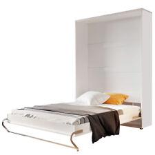 Schrankbett Columb Pro 120cm CP-02 Vertikal Funktionsbett Bett Wandklappbett!