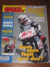MOTOSPRINT 2000/22 CAPIROSSI BENELLI ADIVA PIAGGIO X9