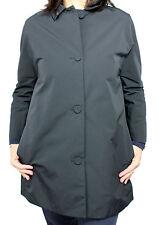 ASPESI giaccone donna modello ROSS  blu  esterno 53% cotone 47% poliestere