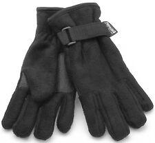 Fox Fleece campo jugadores guantes negro S M L XL! nuevo!