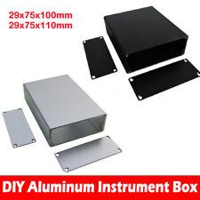 Aluminum Instrument Box Enclosure Electronic Project Case XD-51 New