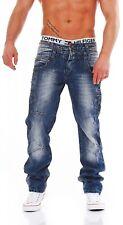 CIPO & BAXX - C-1099 - Regular Fit - Herren Blau Jeans Hose