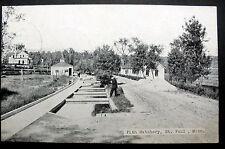 ST PAUL MN FISH HATCHERY 1909
