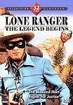Lone Ranger - The Legend Begins DVD