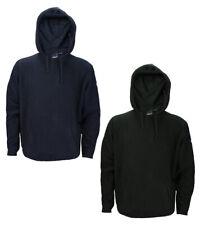 ASICS Men's Hooded Sweatshirt Classic Hoodie - Navy Or Black