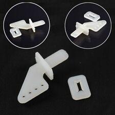 5/10Pcs Rudder Angle Control Horns Quick Adjustment Rocker RC Model Airplane