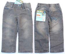 Jungen Thermojeans Thermohose Jeans Gefüttert Winterhose Hose 86 - 116 TOP NEU