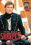 "RARE SEAN BEAN: ""SHARPE'S RIFLES COLLECTION SET"" 5 DVDs 8 HRS. - SHIPS FREE 2U!"