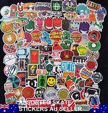 Assorted Skate Weed Vinyl Stickers Bulk Vinyl Santa Cruz Spitfire Independent