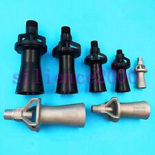 "New 1/4"",3/8"",1/2"",3/4""BSPT Stainless Steel / Plastic Venturi Spray Nozzles"