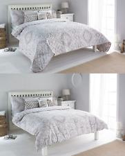 Percale Double Quilt Duvet Cover Bed Set Or Bedspread Cotton Rich Bedding Floral