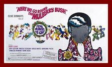 Here We Go Round The Mulberry Bush    Movie Posters British 1960's Classic Film