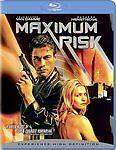 Maximum Risk (+ BD Live) [Blu-ray] Jean-Claude Van Damme, Natasha Henstridge, P
