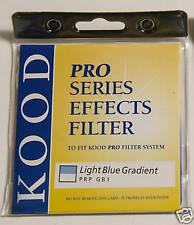 Original Nuevo Kood P Luz Azul Graduado Filtro, también se adapta Cokin