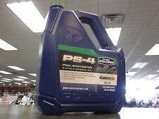 Pure Polaris 1 Gallon Full Synthetic 5W50 4 Stroke Motor Oil ATV Ranger RZR PS4