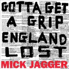 MICK JAGGER - GOTTA GET A GRIP/ENGLAND LOST [SINGLE] NEW CD