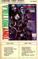 TONY MOTTOLA cassette tape Roma Oggi 1970 guitar Rome Today OG instrumental