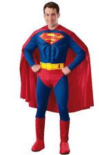 SUPERMAN SUPEREROE Muscle Chest Costume