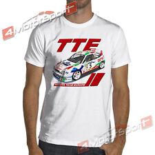 Toyota Castrol Corolla WRC Rally Racing T-Shirt Carlos Sainz JDM