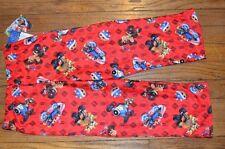 MarioKart Boys Lounge Pants Flannel Super Soft Nintendo Super Mario Brothers