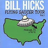 Flying Saucer Tour Vol. 1, Bill Hicks, Very Good Live