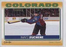 2012-13 O-Pee-Chee Stickers #S-29 Matt Duchene Colorado Avalanche Hockey Card