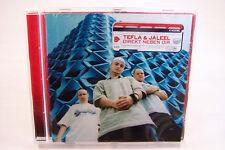 TEFLA & JALEEL - DIREKT NEBEN DIR CD 2002 (PHLATLINE) Dendemann ZM Jay Eins Zwo