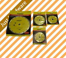 "Concrete Tile Segment Diamond Cutting Disc Blade 4 4.5"" 5"" 7'' 9"" 14"" 16"" wheel"