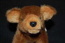 "Vintage 7"" Plush Life Like Little Bear Sound Prints 1992 Stuffed Animal Lovey"