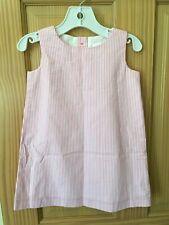 NWT Gymboree Seersucker Pink Dress Toddler Girls Easter Wedding Outlet