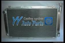 Nissan Patrol GQ 4.2 Petrol Aluminium Radiator 50mm