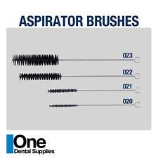 Dental Evacuator Suction Cleaning Brushes 30 pcs