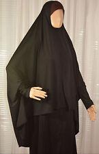 ISLAM-ABAYA-NIQAB-KORAN-Kopftuch - Hijab-Khimar lang