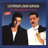 Los Principes de la Salsa by Luis Enrique (CD, Jun-1990, Sony Music Distribution