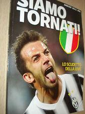 LIBRO BOOK PHOTOGRAFIC FC JUVENTUS CAMPIONE D'ITALIA 2012 SIAMO TORNATI SCUDETTO