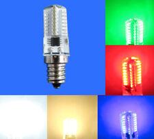 10x E12 Candelabra C7 LED bulb Red/Green/Blue/White/Warm Lamp 110V US Shipping