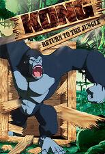 Kong: Return to the Jungle (DVD, 2006)