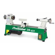 Holzkraft - HOL5920450 - Piccolo Tornio Per Legno Modello DB 450 - Max Diametro